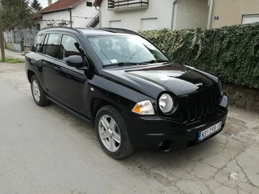 Jeep Compass 2007 - Novi Sad