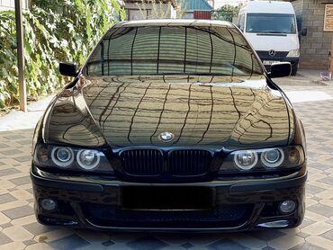 автомобильные шины бу в Кыргызстан: BMW 530 3 л. 2003