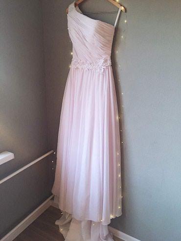 Новое свадебное платье в греческом стиле, размер 42-44