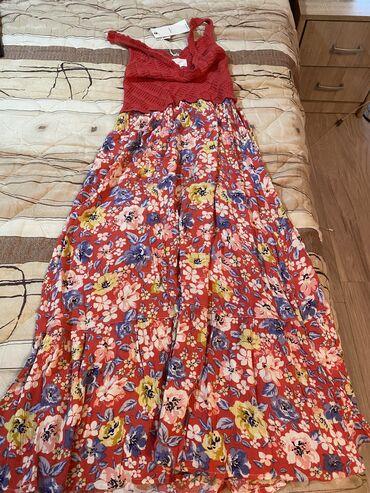 Springfild haljina, nova, ima etiketu! Velicina M. Duzina haljine