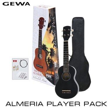 Укулеле сопрано gewa miguel almeriaвеликолепное качество gewagewa это