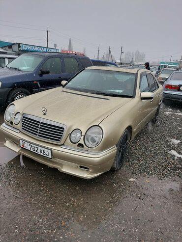 Mercedes-Benz E-Class 3.2 л. 1998 | 170000 км