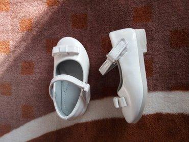 Туфли. 21 размер. покупали для фотосессии) 1 раз были надеты. в Бишкек