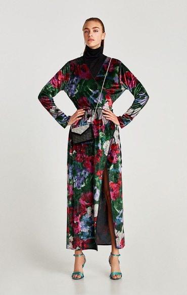 ZARA Woman - Красивое кимоно! Принт - цветочный. Оригинал! в Бишкек
