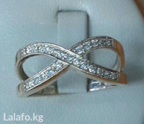 Золотое кольцо с бриллиантами 0. 2 карат в Бишкек