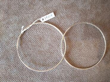 Σκουλαρίκια Μεγαλα ασημένια καλής ποιότητας αγορασμένα από βιοτεχνια