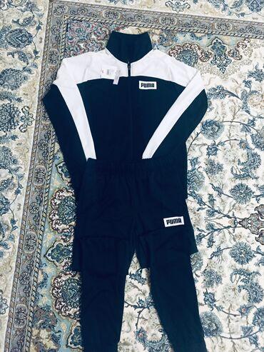 спортивные платья больших размеров в Кыргызстан: Спортивный костюм Puma новый, размер S