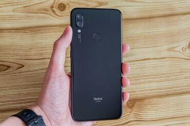 Срочно нужен деньги - Кыргызстан: Б/у Xiaomi Redmi Note 7 32 ГБ Черный