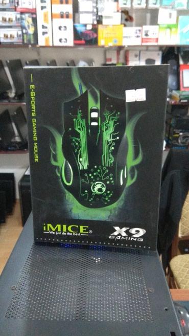 IMICE X9 GAMING MOUSE в Баку