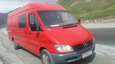 Mercedes-Benz Sprinter 2002 в Кербен