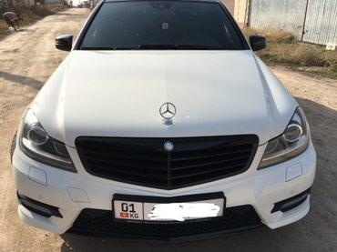 Mercedes-Benz C 180 2012 в Бишкек
