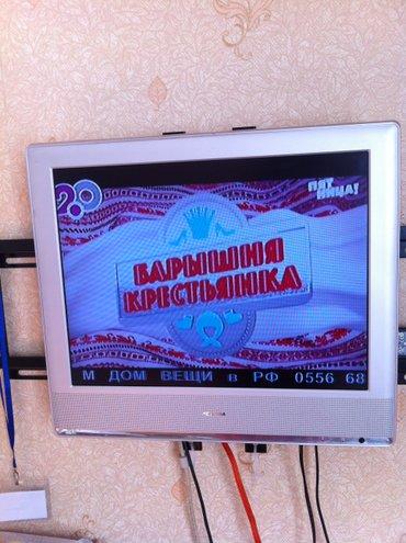"""Продаю монитор """"тoshiba """" два в одном. в в Бишкек"""
