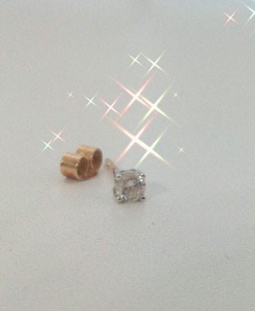 Гвоздик(1шт.) с бриллиантом в Бишкек