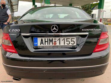 Mercedes-Benz C 200 1.8 l. 2008 | 180000 km