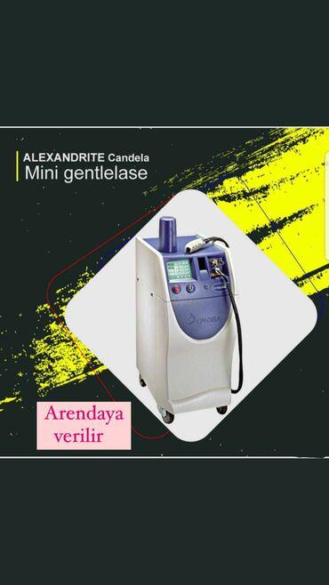 candela lazer aparati satilir in Azərbaycan | TIBBI AVADANLIQ: Aleksandrit Lazer Candela MGL aparati arendaya verilir. Etrafli meluma