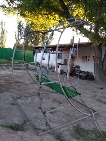 Сварочные работы.навесы ,качели, и т д  в Бишкек - фото 4