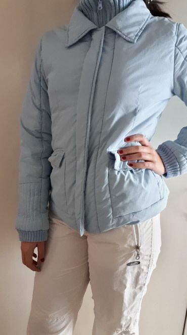 Zastitne pantalone  sneg bele boje vel. 38  - Kraljevo