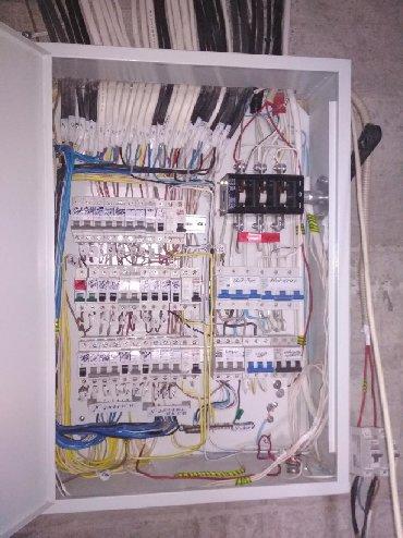 строительство-и-ремонт в Кыргызстан: Электрик-(не дорого)  выполняем любые электроработы по дому, квартир