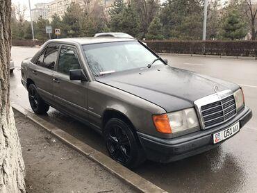 Mercedes-Benz W124 3 л. 1987