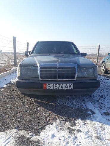 купить запчасти на мерседес 124 в Кыргызстан: Mercedes-Benz 200 2 л. 1992 | 111111111 км