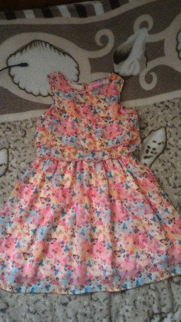 Платье waikiki. состояние идеальное. на 8-10 в Бишкек