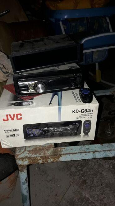 Авто магнитола JVC