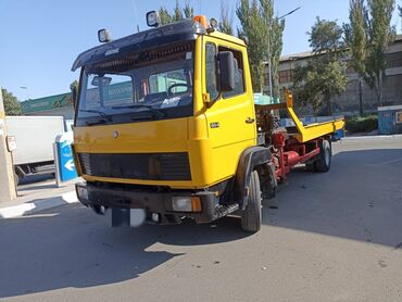 развал схождения бишкек in Кыргызстан | СТО, РЕМОНТ ТРАНСПОРТА: Продаю эвакуатор манипулятор кран 3 тонный
