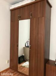 Шкаф, Белорусский, с антресолью высота в Бишкек
