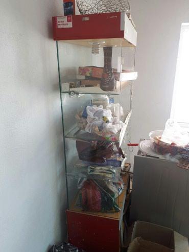 Шкафы в Кыргызстан: Стеллаж полка полки стклянная