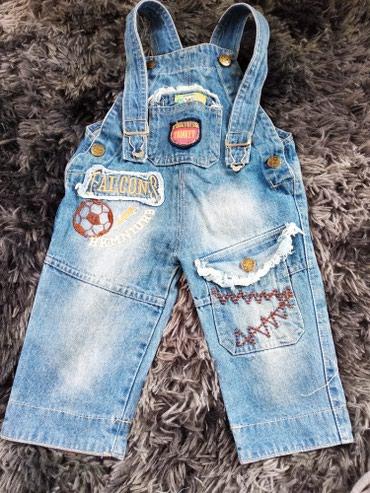 Комбинезон джинсовый D&G jeans. в Бишкек