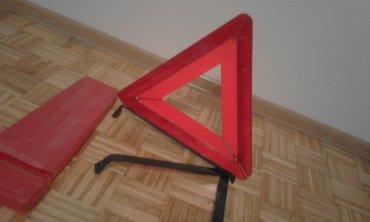 Opelov trokut sa postoljem. - Obrenovac