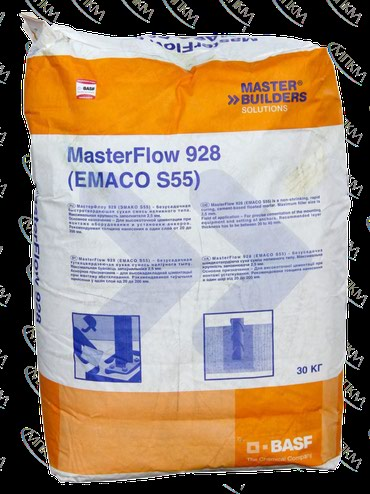 MasterFlow 928 – безусадочная в Бишкек