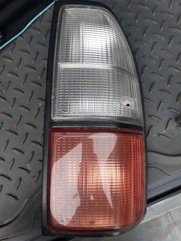 Тойота ленд крузер прадо 95 задние фонари пара Европа рестайлинг  в Кара-Балта
