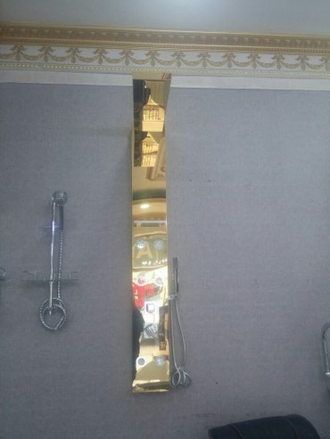 Bakı şəhərində Qizili cet duş