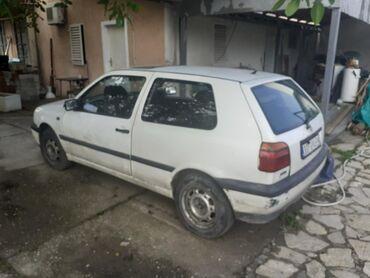 Volkswagen | Srbija: Volkswagen Golf 1.9 l. 1995 | 210000 km