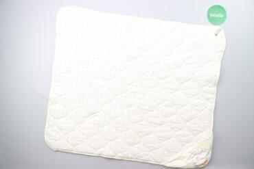 Дитяча ковдра з принтом у дитяче ліжечко     Розмір: 69х80 см   Стан г