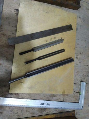 инструменты в Кыргызстан: Продаю поверочные линейки 4х гранные, 3х гранные