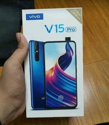 Vivo V15 pro brand new original comes with original bill and warranty