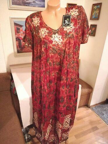201 oglasa: Nova zenska indijska haljina za punije dame Nini. Indijska. Odlicna