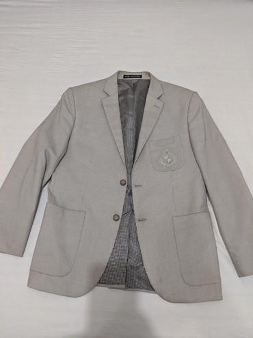 Вязаные пиджаки мужские - Кыргызстан: Костюмы M