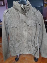Vijetnamka jakna - Srbija: SNIZENJE. SAMO . 500 din. Zenska jakna od kepera maslinaste