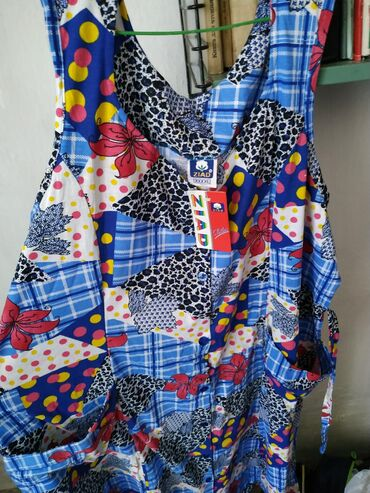 Платье халаты из штапеля очень больших размеров