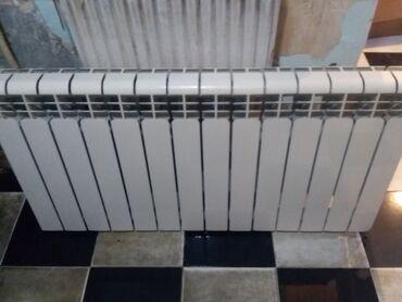 Kombi ucun radiator 14 seksia