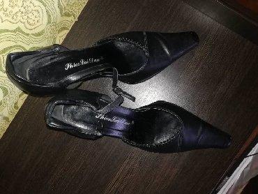 Женская обувь в Чолпон-Ата: Продаю туфли. Состояние отличное