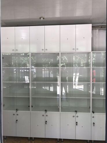 Новая витрина делали для себя  Пользовались неделю, потом переехали в