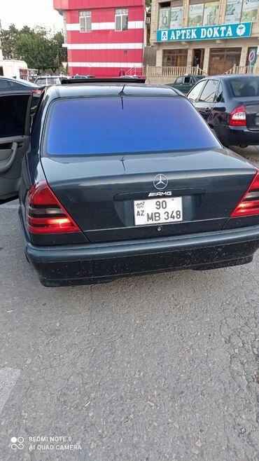 15 elan   NƏQLIYYAT: Mercedes-Benz C 200 2 l. 1999   30000 km
