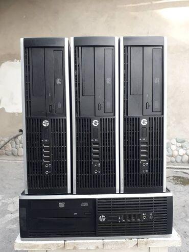 Офисные системные блоки HP intel Core i5-2400 Compaq Elite SFF