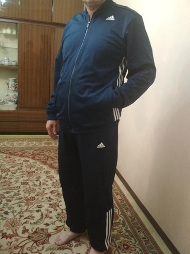 "adidas m в Кыргызстан: Сп.костюм""adidas""размер 52-54из Германии.тел.+"