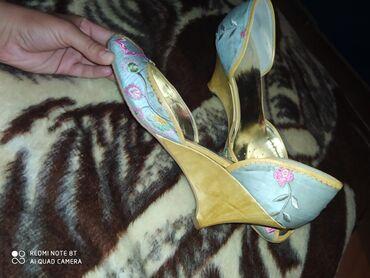 Ženska obuća | Backa Palanka: Sandale zenske,2 x obuvene. Geox su. br 41. bez ostecenja.Moguc