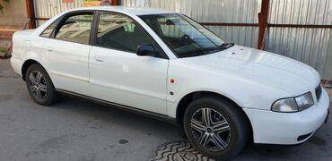 audi 100 2 8 quattro в Кыргызстан: Audi A4 1.8 л. 1995 | 200000 км